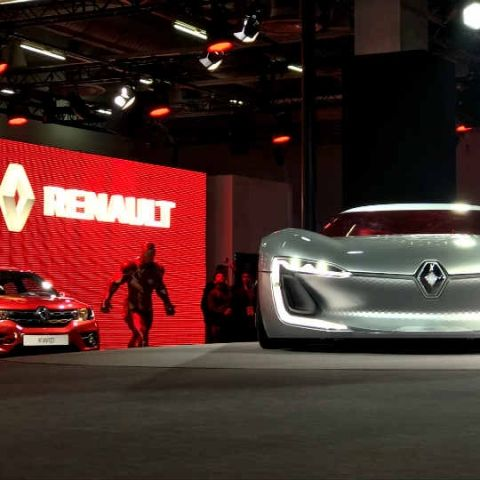 All electric cars showcased at Auto Expo 2018