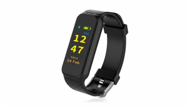 Portronics Yogg HR fitness tracker with heart rate monitor launched at Rs 2,999