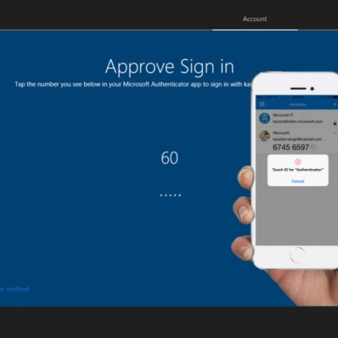 Microsoft testing new feature in Windows 10 S that negates the need for passwords