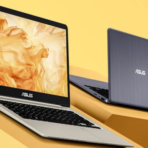 Asus VivoBook S14 with 8th Gen Intel Core processors now available in India starting at Rs 54,990