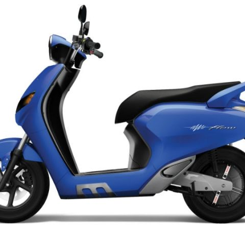 Indian startup Twenty Two Motors launches AI-enabled, connected scooter Flow at Rs. 74,740