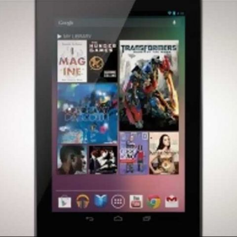 Google Nexus 7 tablet available online in India, starting Rs. 16,952