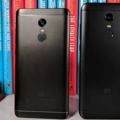 Xiaomi Redmi Note 5 vs Redmi Note 4: What's changed?