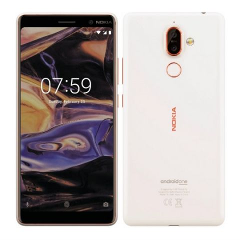 Nokia 7 Plus leaked ahead of MWC launch, may sport taller 18:9 display