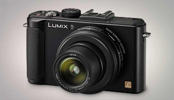 Panasonic announces Lumix DMC-LX7 with Leica optics