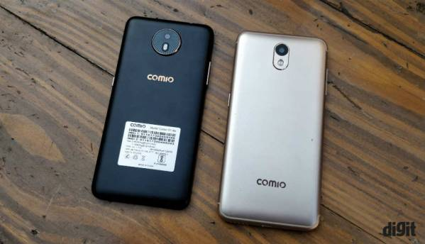 Comio launches budget-friendly Comio S1 Lite and Comio C2 Lite in India