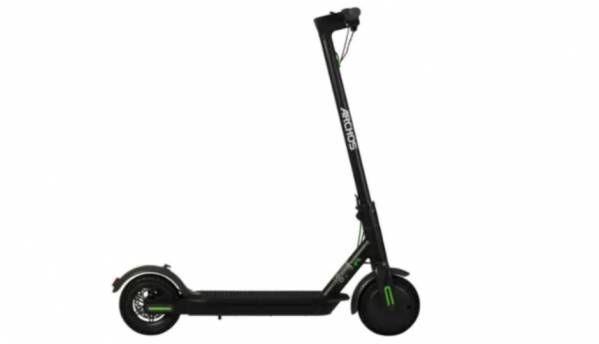 Meet Archos Citee Connect, the world's first Android Oreo-equipped e-scooter