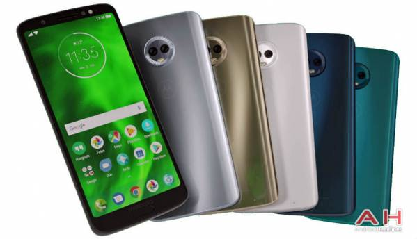 Lenovo will not launch the Moto G6 series at MWC 2018
