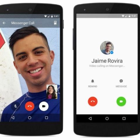 Facebook Messenger now lets users add friends during ongoing audio, video call