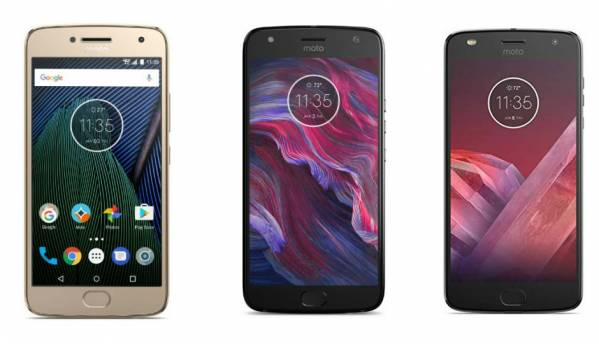 Motorola 45th Anniversary Sale on Amazon: Discounts on Moto Z2 Play, Moto G5S Plus , Moto G5S and more
