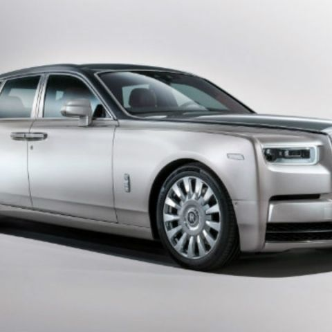 Rolls-Royce Phantom VIII launched in India at Rs. 9.5 crore