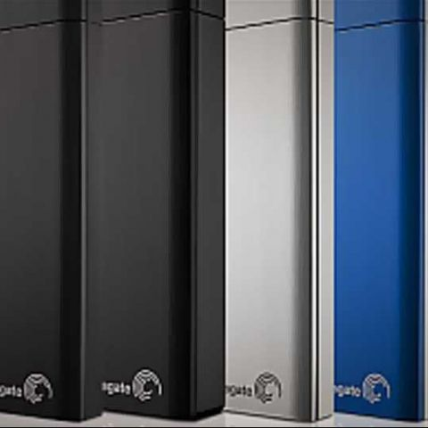 Seagate launches Backup Plus external drives to backup your digital life