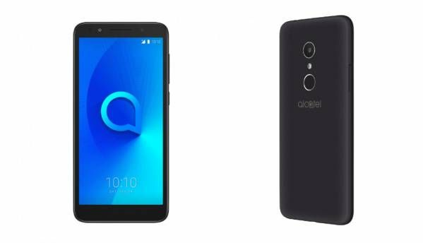 Alcatel X1 with Android Oreo (Go Edition) coming soon to India