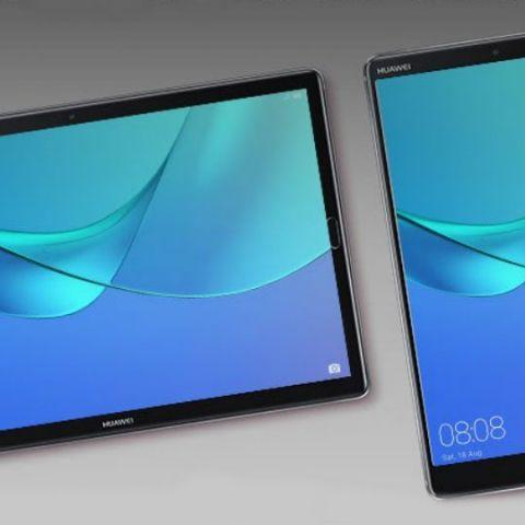MWC 2018: Huawei launches MediaPad M5 tablet with Kirin 960 SoC, 4GB RAM
