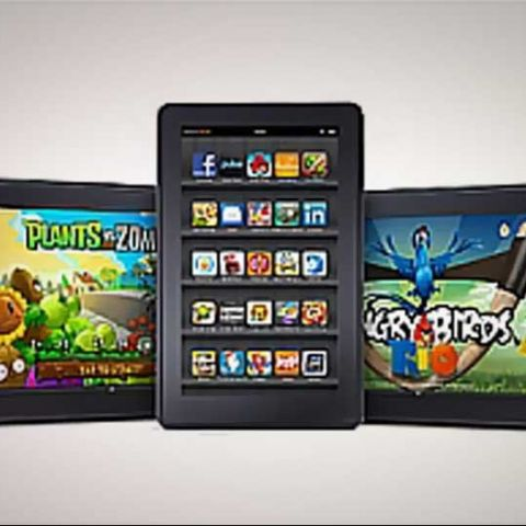 Amazon Kindle Fire 2 due to be released in Q3 2012