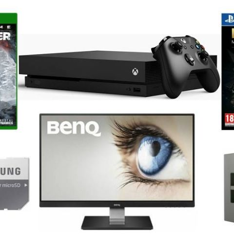 Best Flipkart, Amazon deals and offers on gaming consoles, games, headphones and more