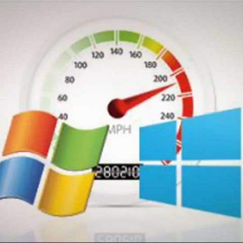 Speed tests: Windows 8 vs. Windows 7