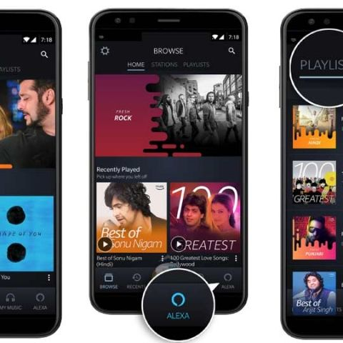 Amazon Prime Music launched in India as a Prime benefit
