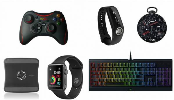 Best Amazon-Flipkart deals on Headphones, Apple Watch, gaming keyboard and more