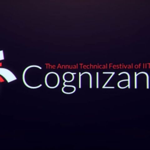 IIT Roorkee organising its annual tech festival, Cognizance 2018