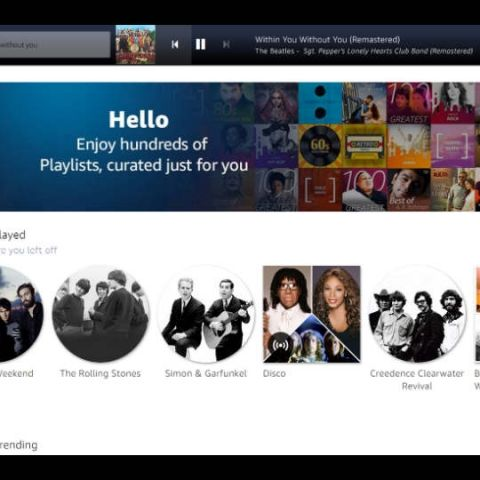 Amazon Prime Music: A case study in arriving late and making a mark