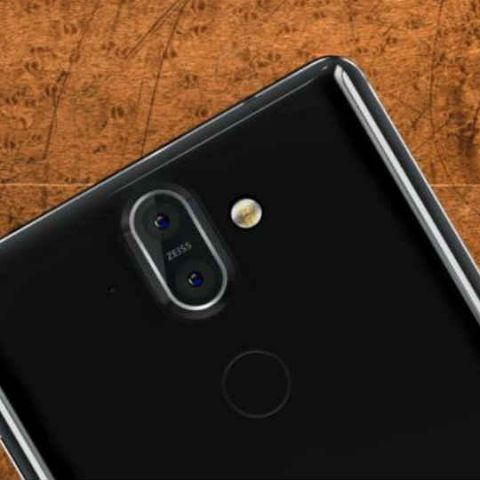 Nokia 8 Sirocco starts getting Android 9 Pie update in India