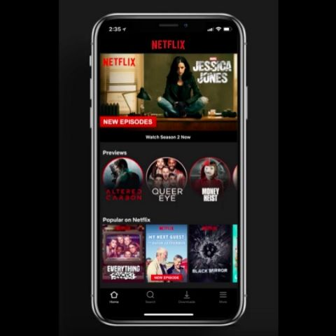 Netflix will soon rollout mobile video previews for iOS and Android app