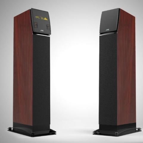 JVC TH DKN80 tower speaker with three way acoustic design launched at Rs 15,999