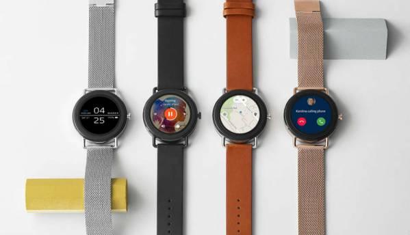 Skagen unveils its first touchscreen smartwatch, 'Falster'