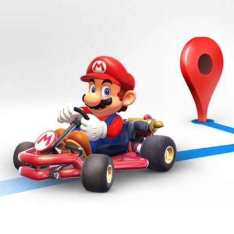 Google Maps lets you ride with Mario in celebration of National Mario Day