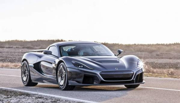 The Rimac C_Two goes well beyond the usual definition of 'impressive'