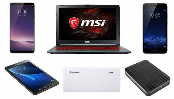 Best deals from Flipkart, Amazon: Discounts on Vivo smartphones, MSI gaming laptop, external hard disk and more