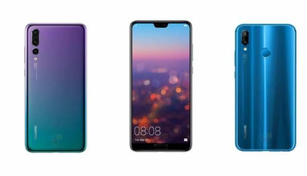 Huawei P20 Pro, P20, P20 Lite leaked manual reveals details of smartphones ahead of March 27 launch