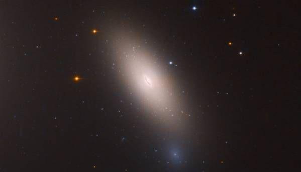 NASA's Hubble finds 'relic galaxy' near Milky Way