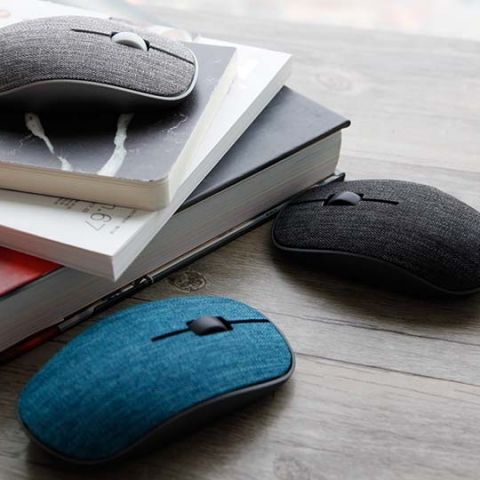 Rapoo India launches the 3510 Plus Fabric Wireless Optical Mouse