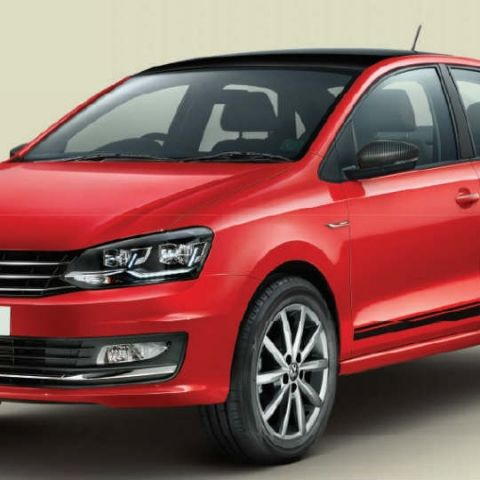 Volkswagen India launches limited edition Polo Pace and Vento Sport