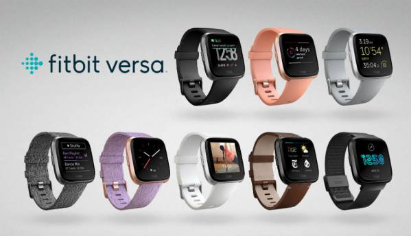 Fitbit Versa smartwatch with female health tracking launched at Rs 19,999