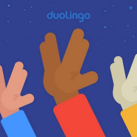 Duolingo now lets you learn Star Trek's Klingon language