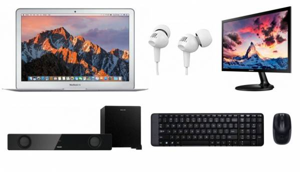 Daily deals roundup from Flipkart, Amazon: Discounts on Apple Macbook Air, Samsung Galaxy S7, Bluetooth speakers and more