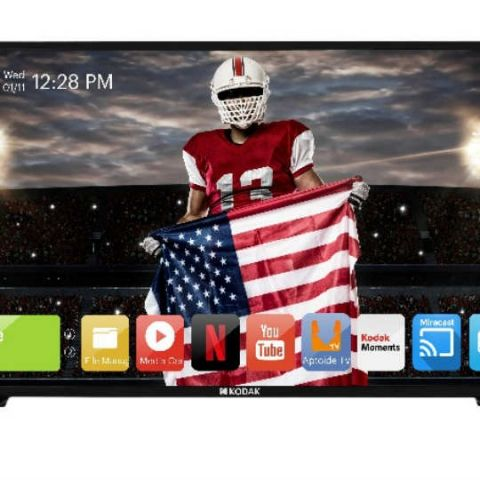 Kodak launches 50-inch 4K LED smart TV priced at Rs 34,999