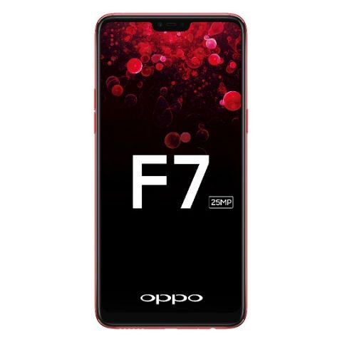 Oppo F7 with 25MP AI Beauty front camera, notched 6 2-inch