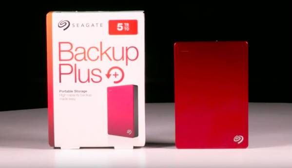 Seagate Backup Plus: The storage solution for the modern lifestyle