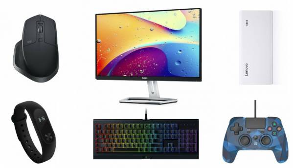 Daily deals roundup: Discounts on LED monitor, gaming keyboard, powerbank and more