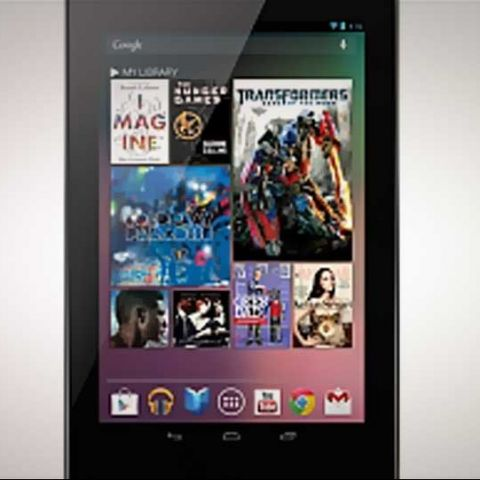 Google I/O 2012: Jelly Bean-based Nexus 7 tablet from Asus launched