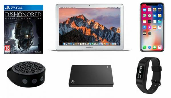 Daily deals roundup: Cashbacks, offers on iPhone X, Macbook Air, Speakers and more