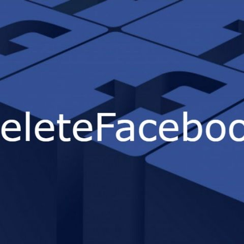 Why #DeleteFacebook?