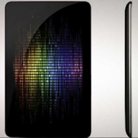 Google Nexus tablet to feature 7-inch IPS display, Jelly Bean and Tegra 3
