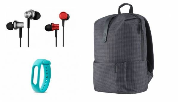 Xiaomi launches new Mi Earphones, Backpack range and HRX edition Mi Band Strap in India