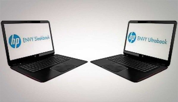 HP launches Envy Sleekbooks and Ultrabooks in India, starting Rs. 41,990