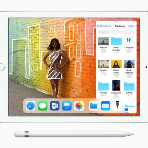 Apple launches new 9.7-inch iPad with Apple Pencil support starting at Rs 28,000, coming to India in April